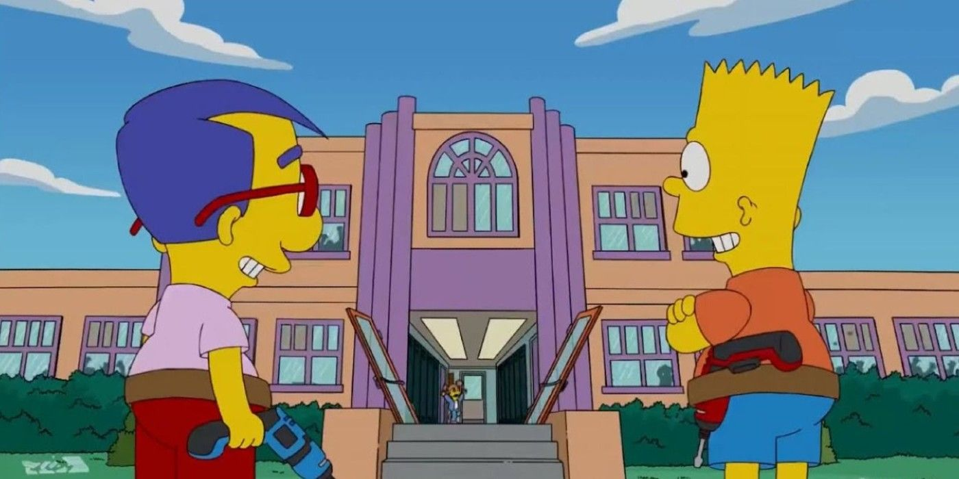 A Major The Simpsons Goof May Have Teased a Different Cold War