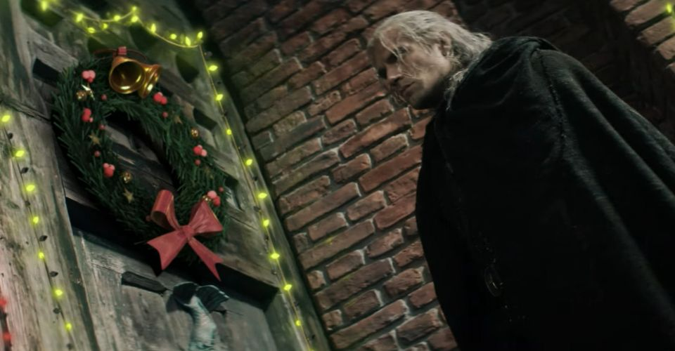 The Witcher: Netflix Teases a Merry Witchmas | CBR