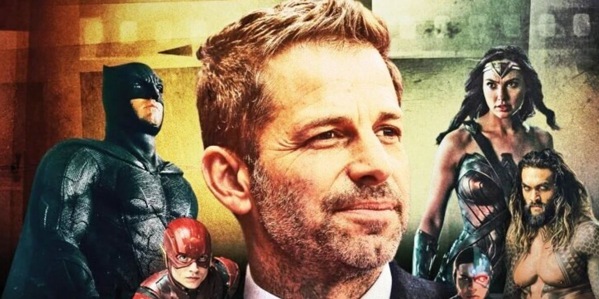 Zack Snyder Wasn't Paid for Justice League Remake | CBR