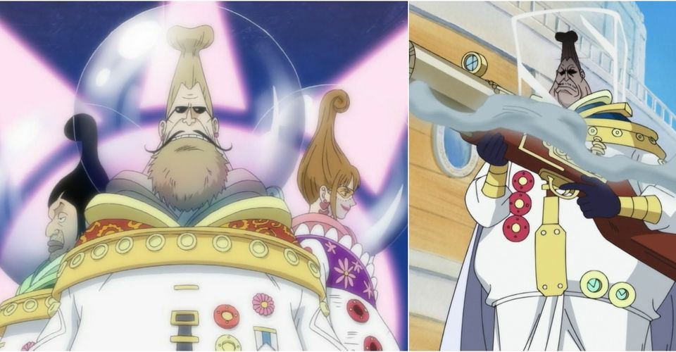 One Piece: The 10 Worst Atrocities Committed By The World Nobles