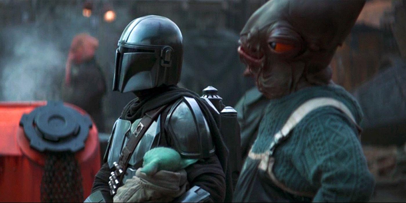 The Mandalorian Reveals a Fan-Favorite Star Wars Character in Season 2, Episode 3