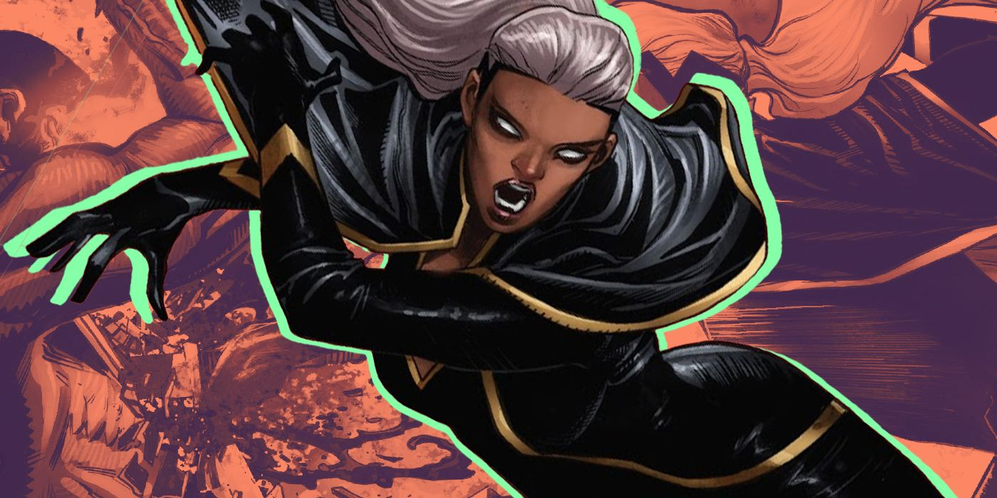 Storm Just Proved Why She`s One of...