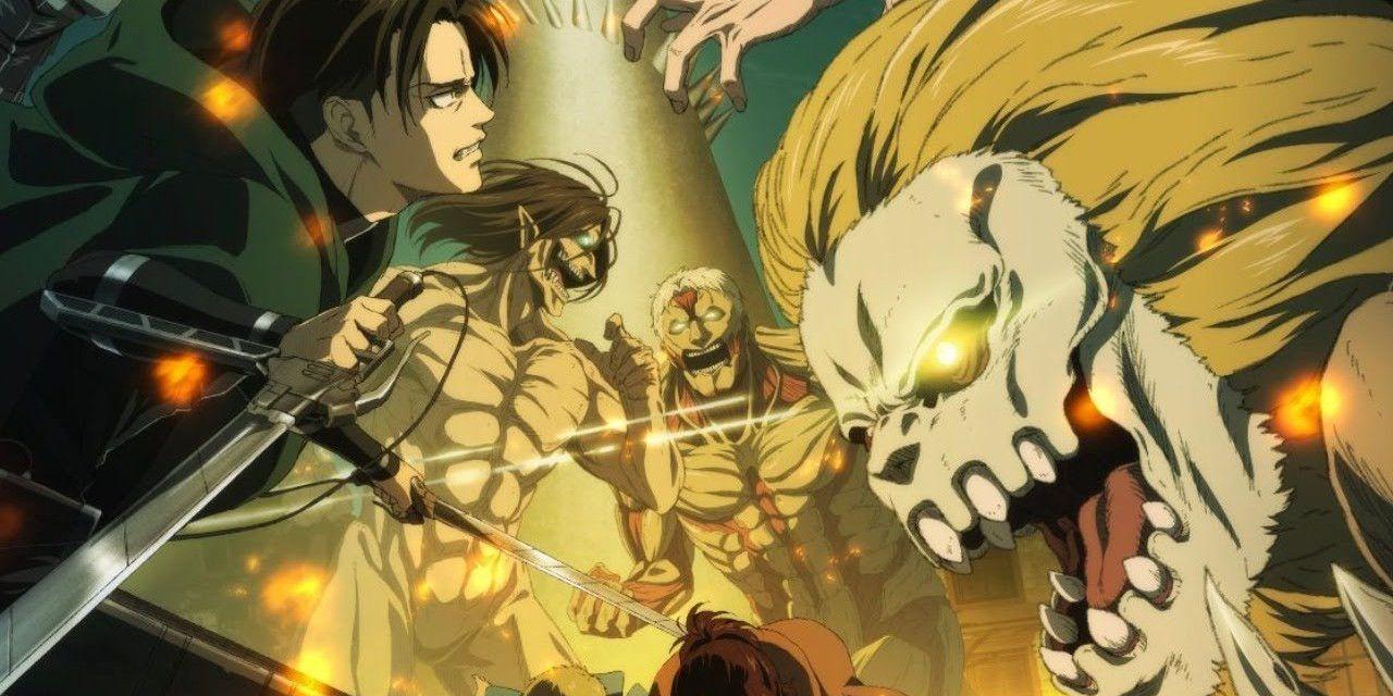 Attack on Titan Premiere Confirms Season 4's Time Skip | CBR