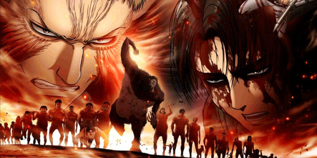 Attack on Titan Just Unleashed the BIGGEST Titan Battle in ...