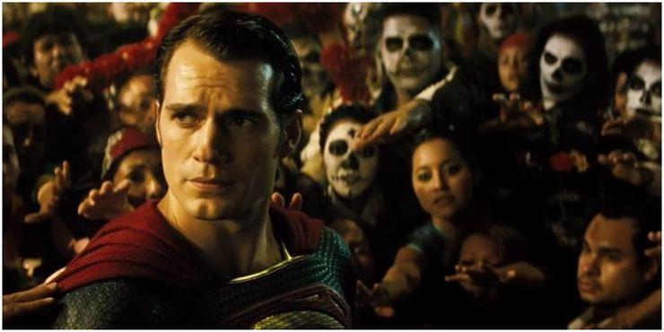 Batman v Superman Dawn of Justice Superman in Mexico - Cuando la bondad y amabilidad de Superman se interpusieron en el camino