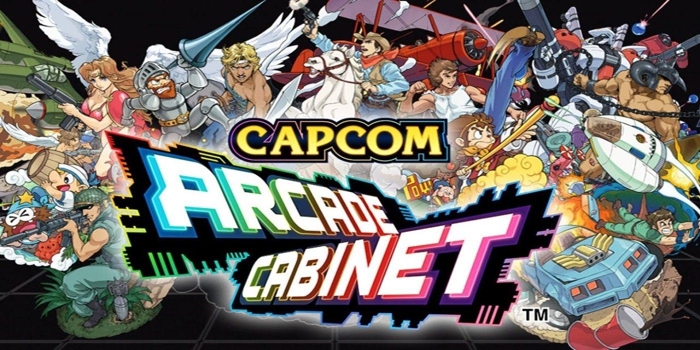 Capcom's Arcade Stadium Was Done Once Already... by Capcom