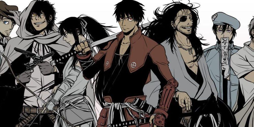 10 melhores anime Isekai lá fora (que não são: Re: Zero) 4