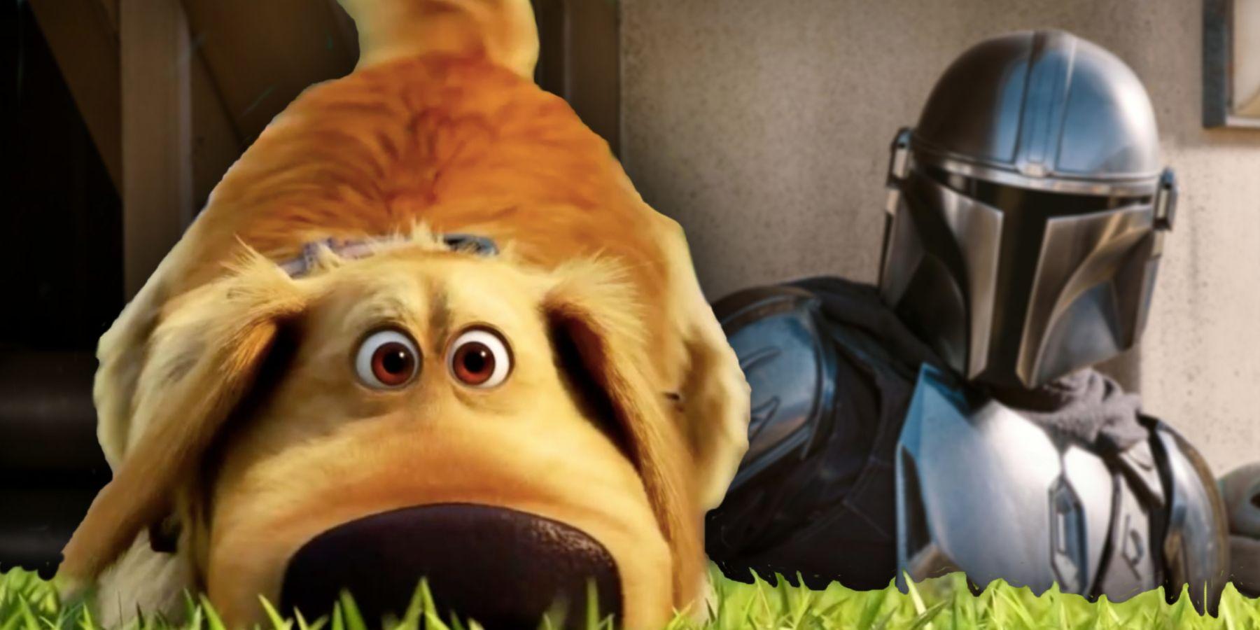 Pixar's Dug Days Should Learn From The Mandalorian | CBR