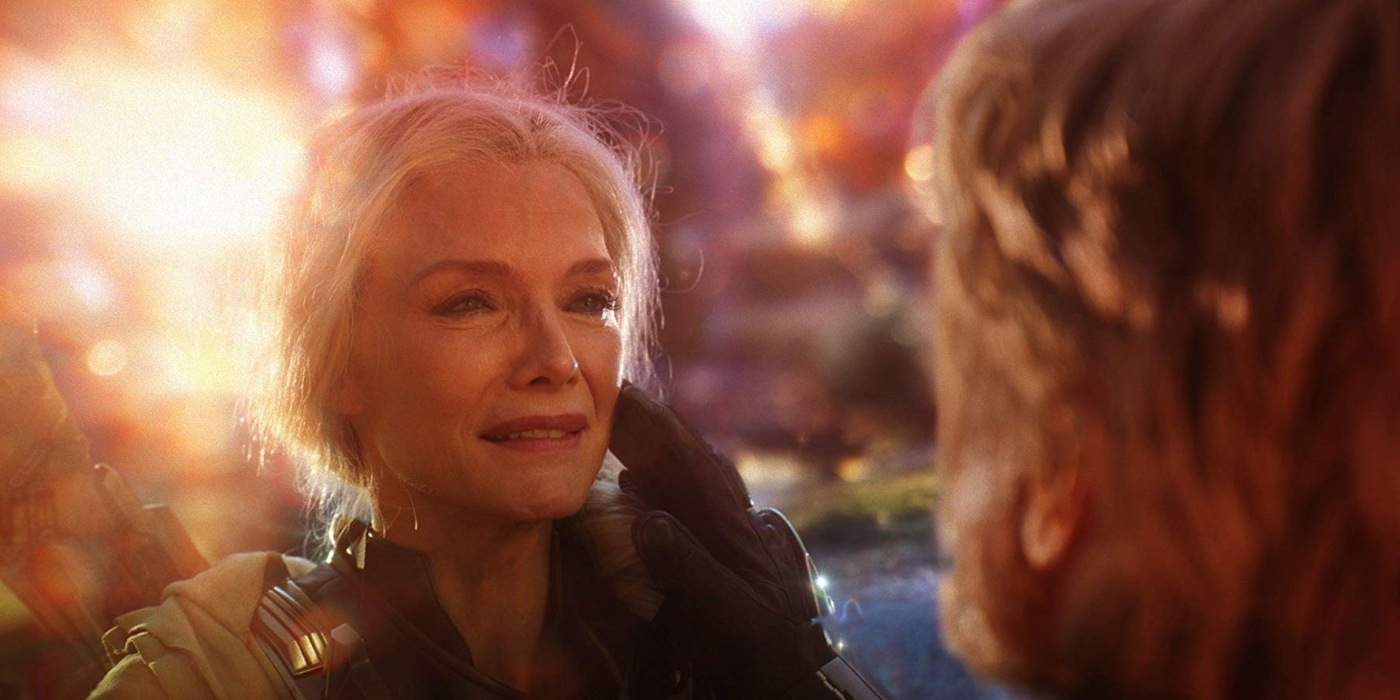 An Ant-Man and The Wasp Deleted Scene Reveals How Janet Van Dyne Survived