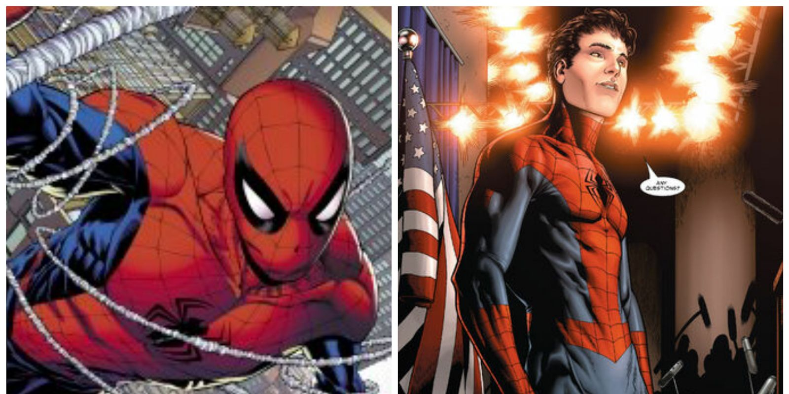 10 Things You Didn't Know About Peter Parker From The Marvel Comics