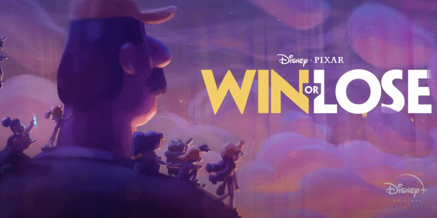 Pixar Announces First-Ever Long Form Series, Win or Lose | CBR