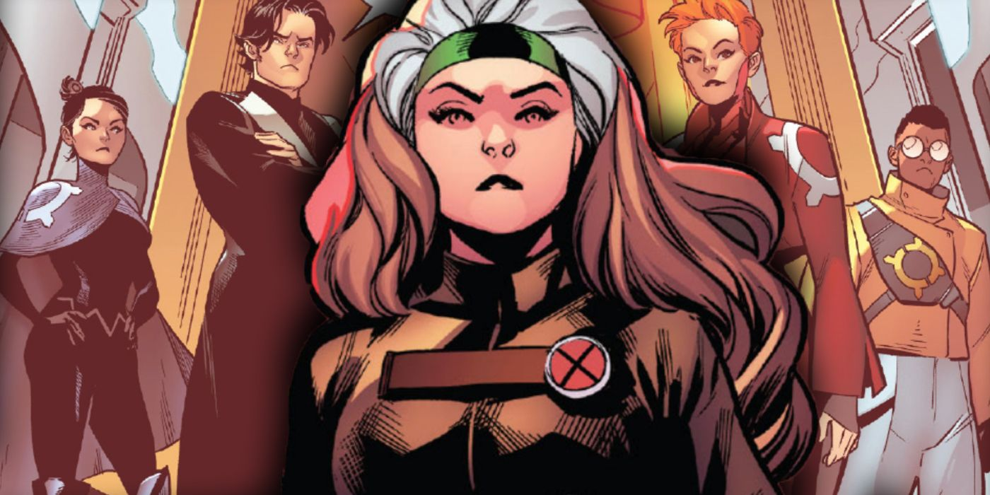 X-Men: Marvel's Most ELITE Mutant Couple Finally Reunites - Sort Of