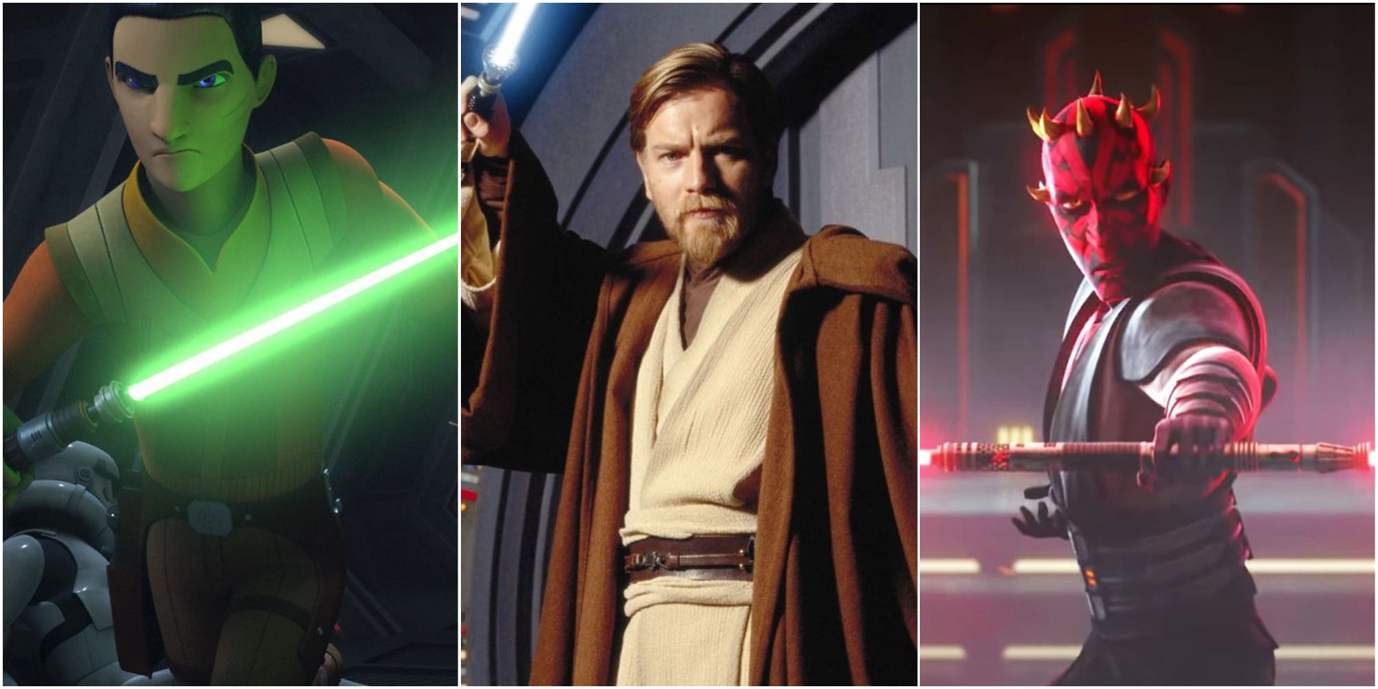 Star Wars: 10 Characters Who Built Their Own Lightsaber