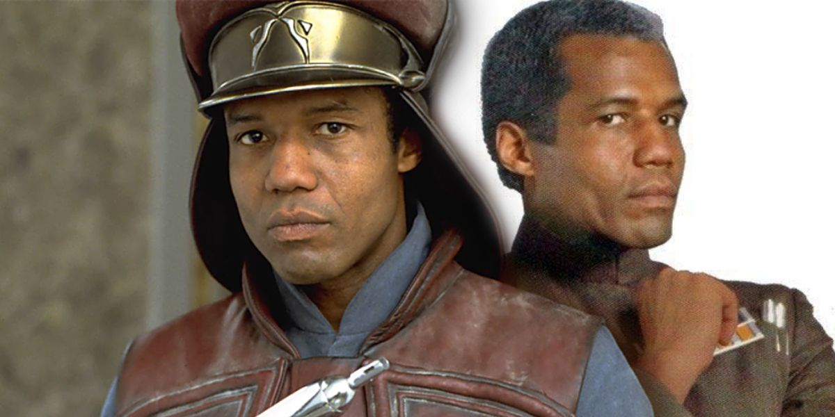 Star Wars: How Episode I's Captain Panaka Became an Imperial Moff