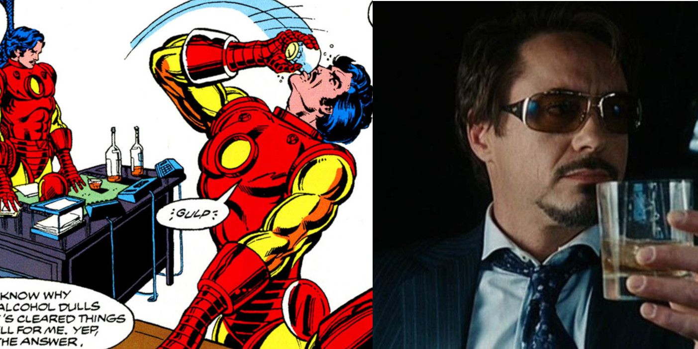 Iron Man 10 Ways The Mcu Changed Tony Stark From The Comics Good Bad
