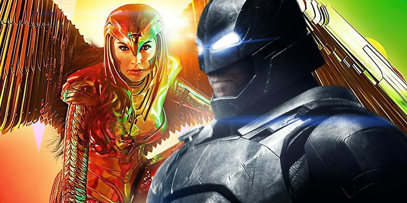 Wonder Woman 1984 Has a Major Batman v Superman Connection