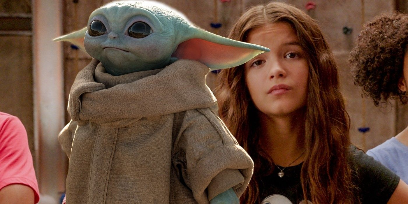 We Can Be Heroes Star compares Mandalorian and Baby Yoda Family Dynamics