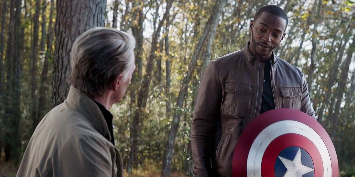 Endgame's Big Captain America Twist Is Set Up by a First Avenger Easter Egg