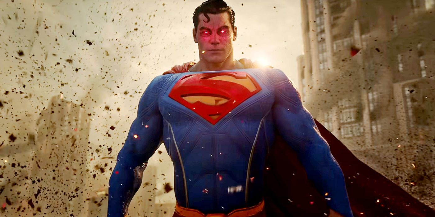 Suicide Squad: Kill the Justice League Could Set Up a Superman Game