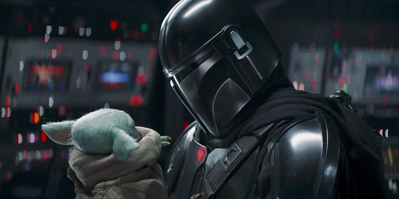 The Mandalorian: Baby Yoda's Heartbreaking Goodbye is a Darth Vader Nod