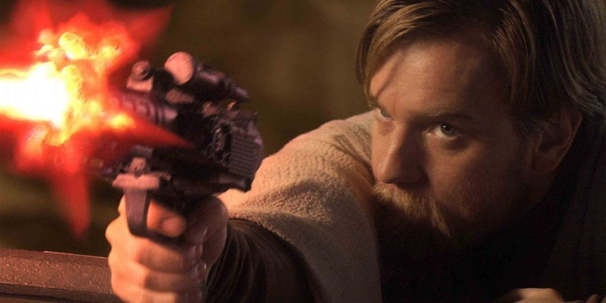 Star Wars: The Jedi Opinion on Blasters Was Super Condescending