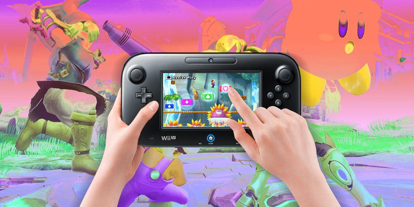 Nintendo: In Defense of the Wii U GamePad