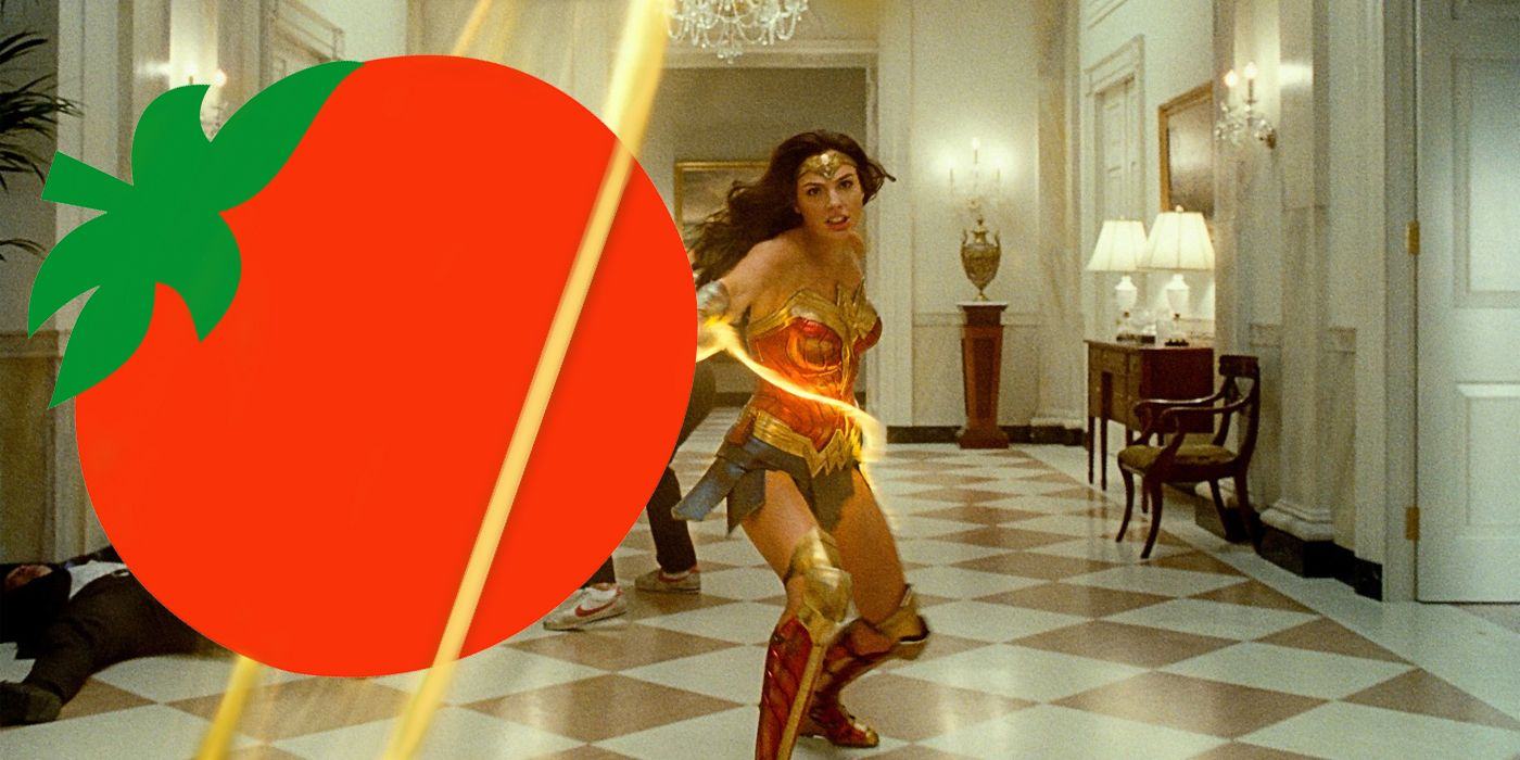 Wonder Woman 1984 Debuts to a Stellar Rotten Tomatoes Score | CBR
