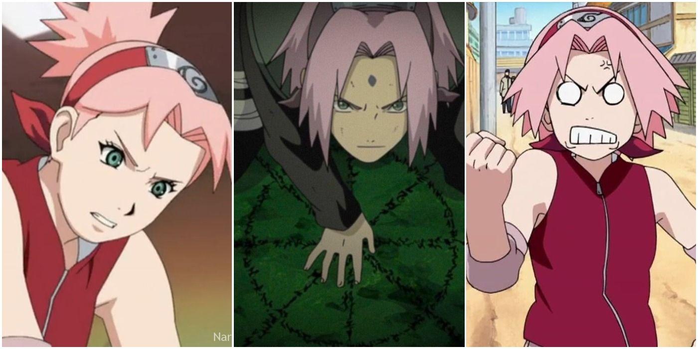 10 Ways Sakura Changed Between Naruto Shippuden Cbr