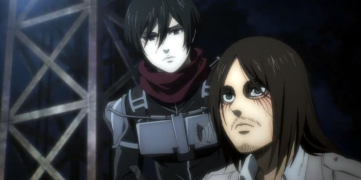 10 Times Mikasa Was A Better Survey Corps Member Than Eren Cbr Join the online community, create your anime and manga list, read reviews, explore the forums, follow news, and so much more! better survey corps member than eren cbr