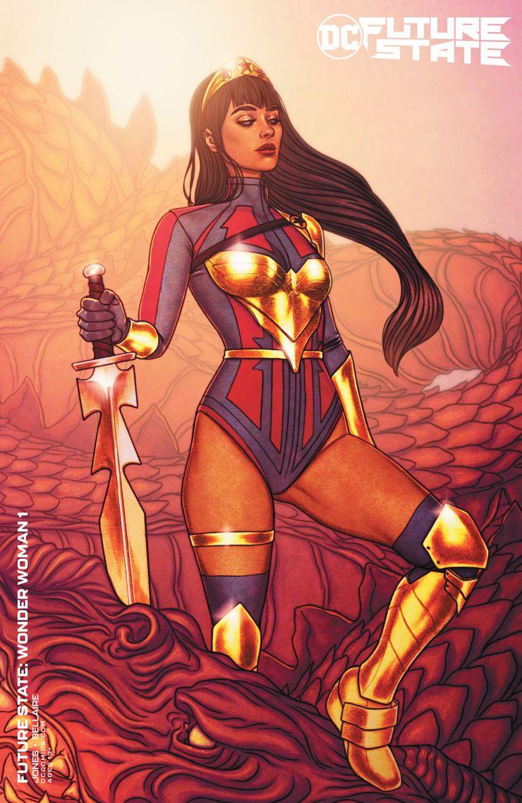 Wonder Woman Future State Yara Flor DC Comics