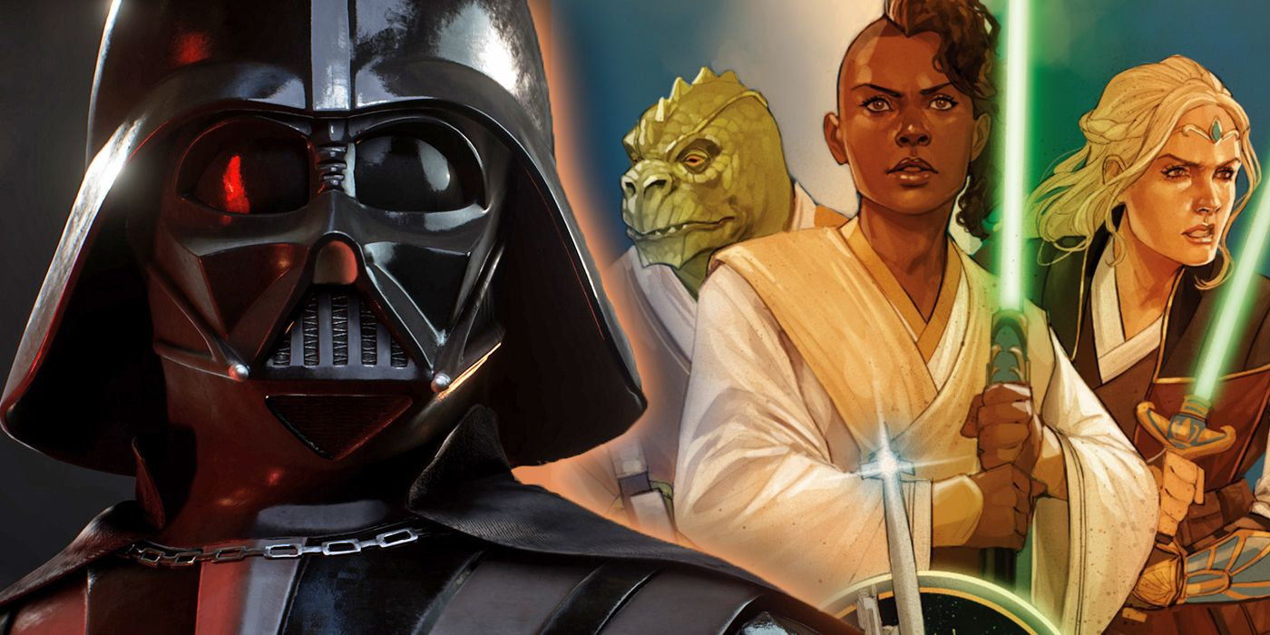 Star Wars: The High Republic Pays Tribute to Darth Vader's Most HATED Scenes