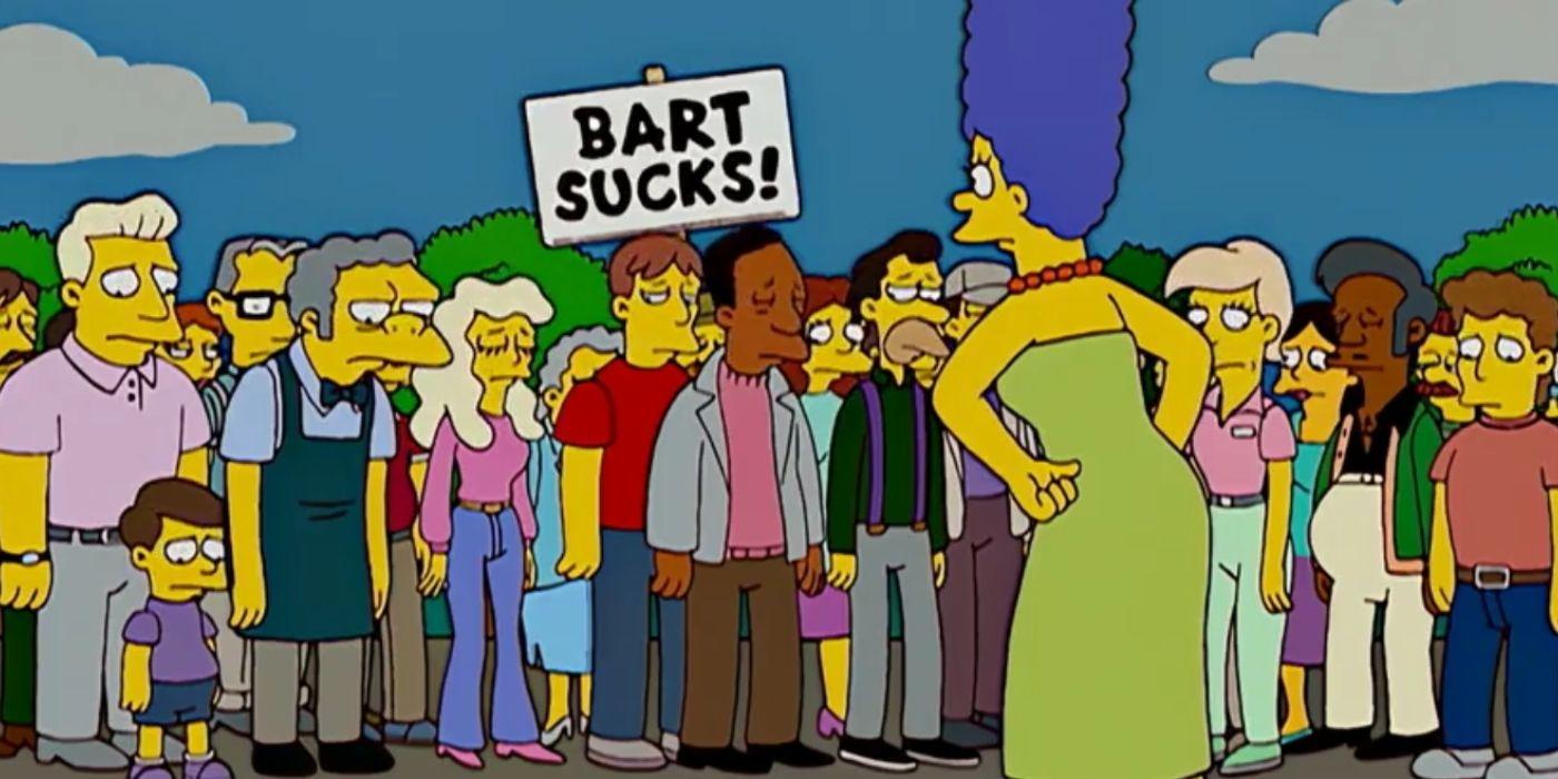 Os Simpsons: O PIOR feito de Springfield que levou Bart ao limite 1