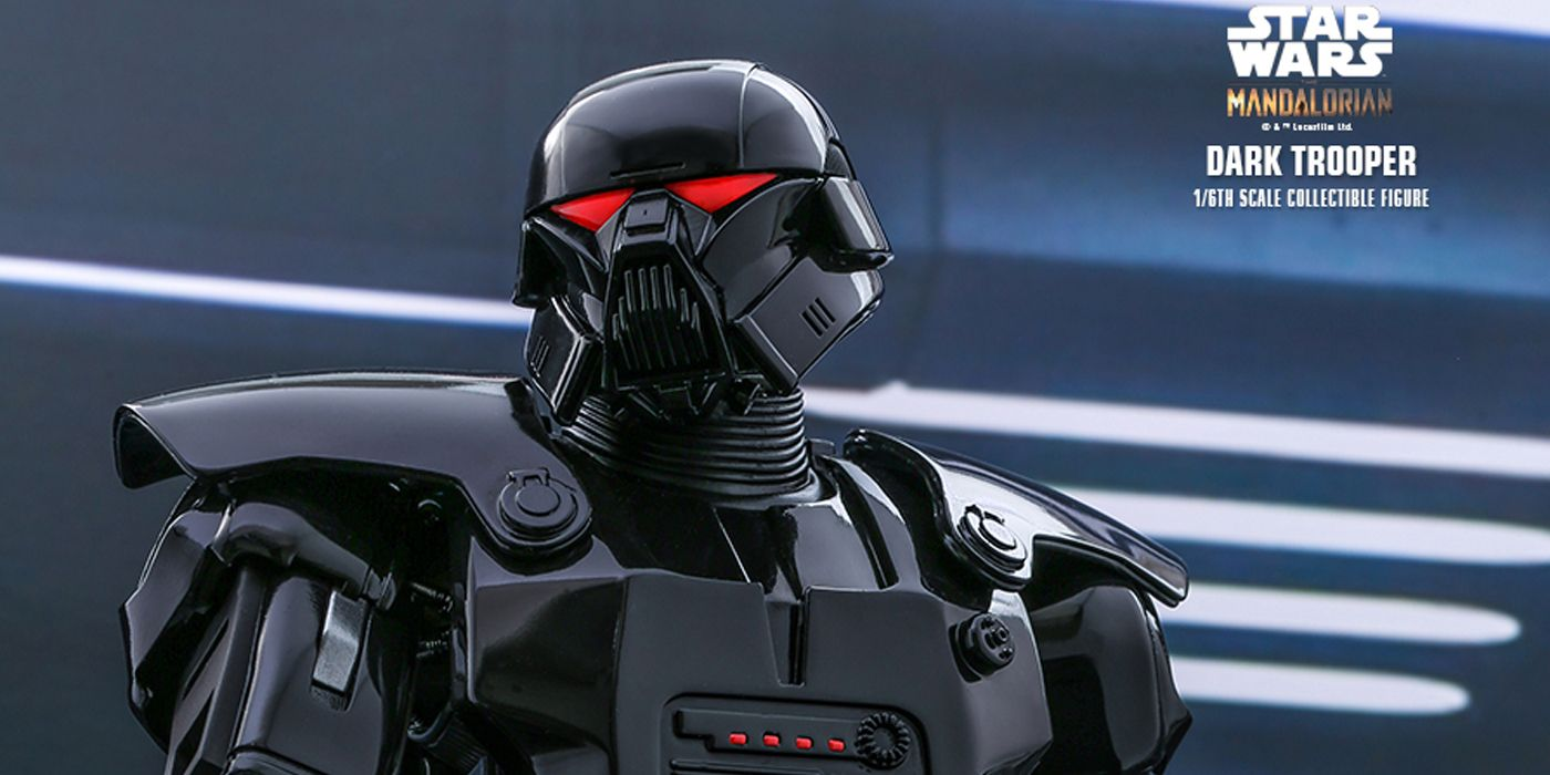 The Mandalorian's Dark Troopers March Into Hot Toys' Star Wars Collection