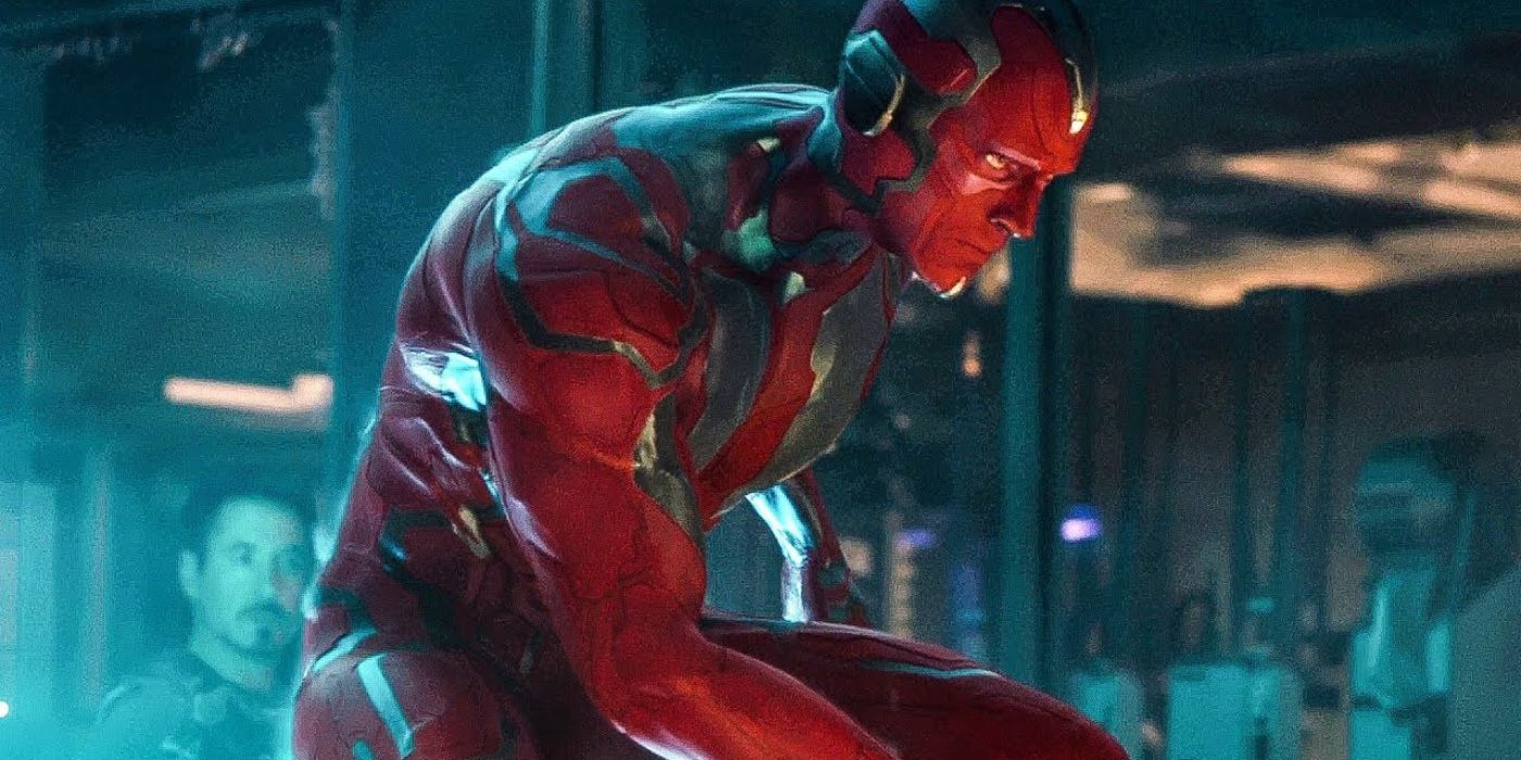Joss Whedon Insisted Avengers' Vision Be Anatomically Correct