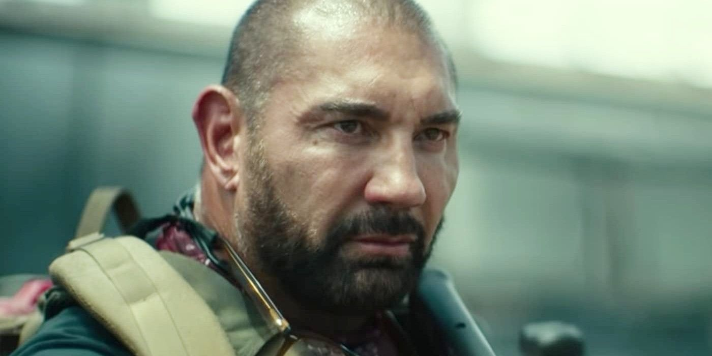 Army of the Dead May Propel Dave Bautista to Rock-Level Stardom
