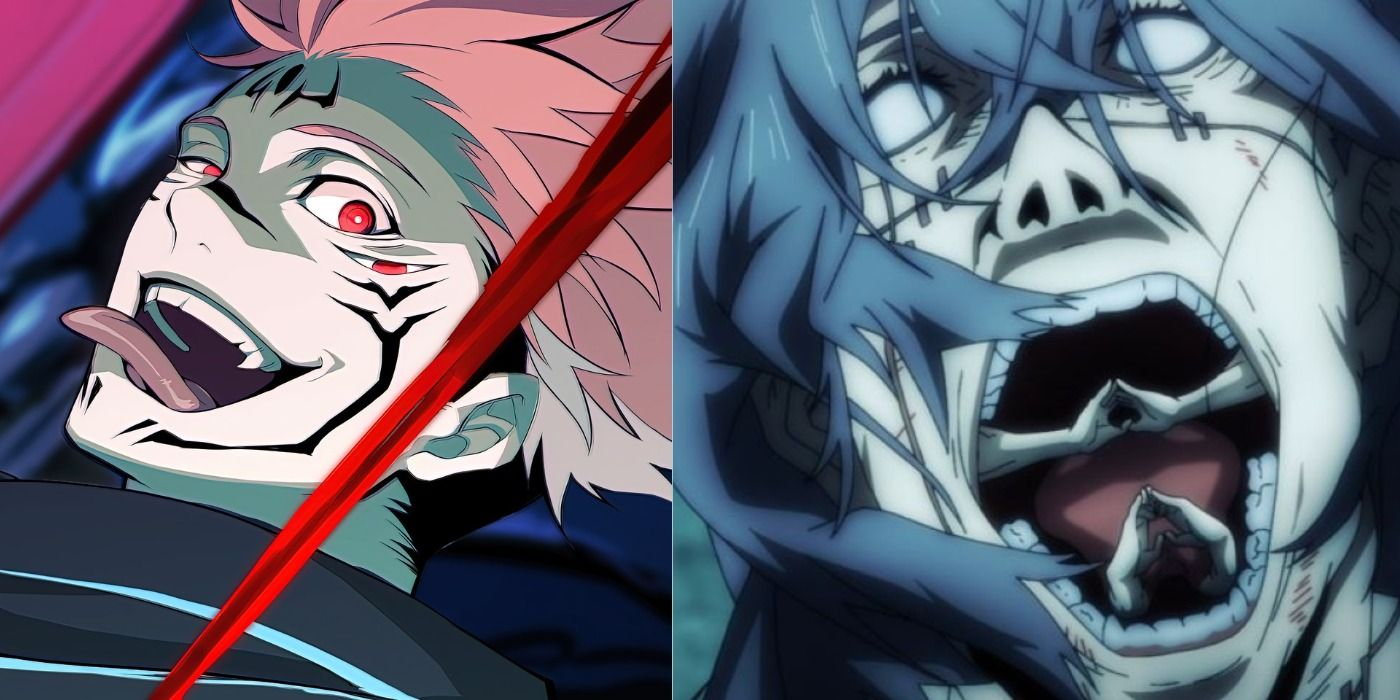 Jujutsu Kaisen 10 Strongest Characters In The Anime So Far