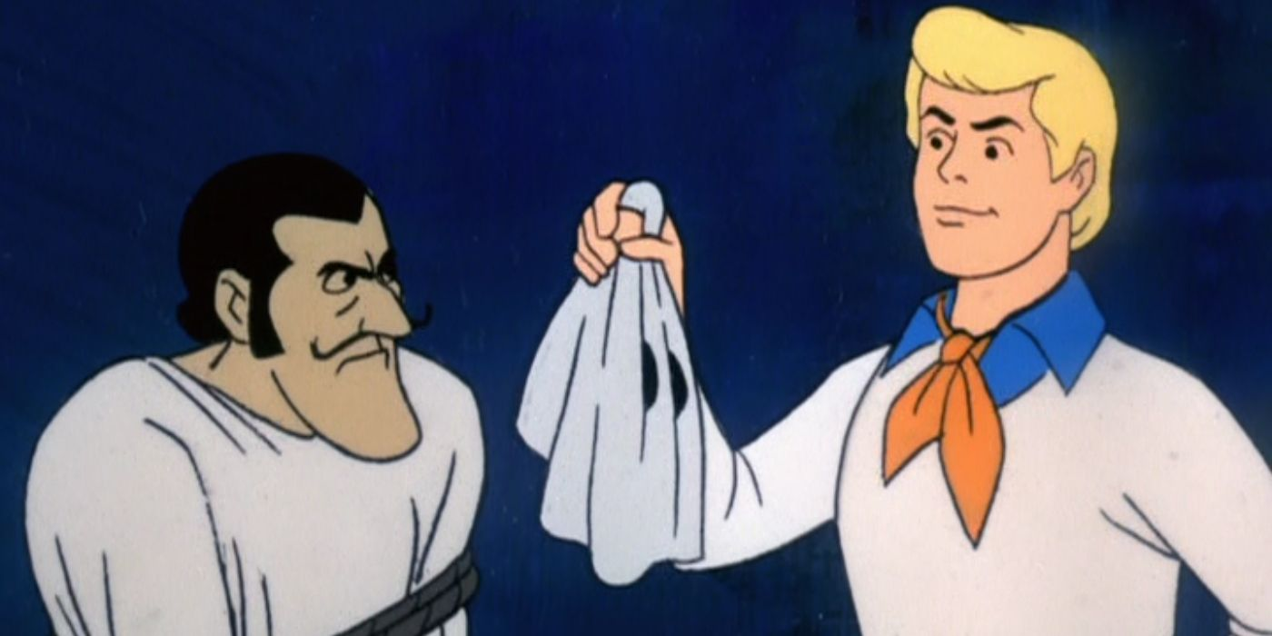 Scooby-Doo Theory: The Villains Confess So Quickly to Cover Up Far WORSE Crimes