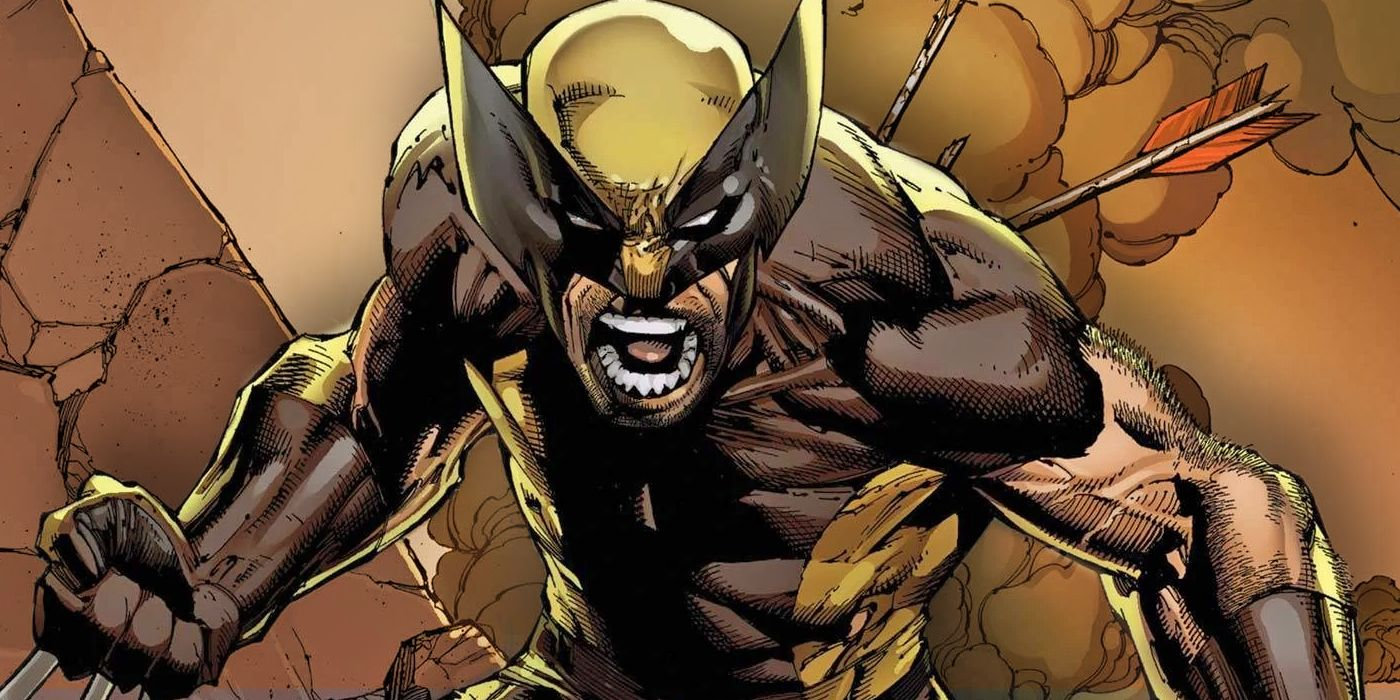 Wolverine, the robust person