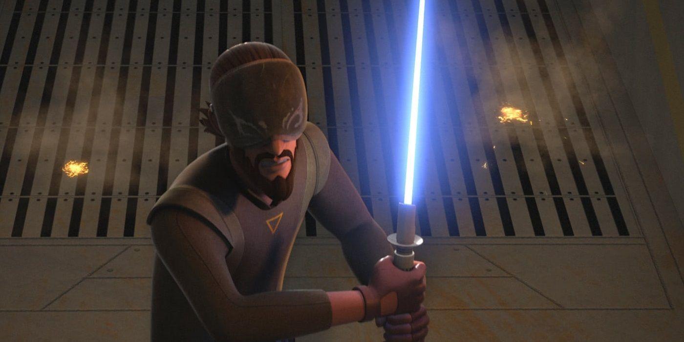 Star Wars: Here's What Happened to Kanan Jarrus' Lightsaber | CBR