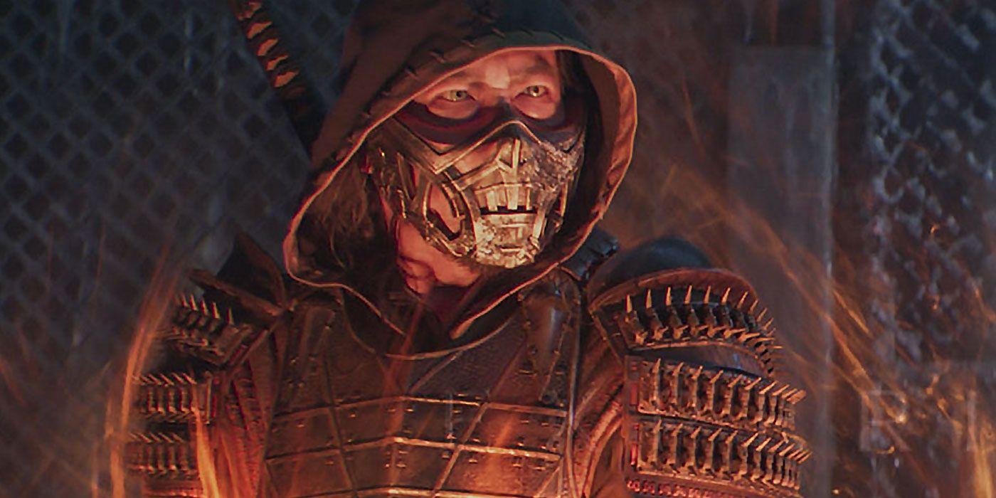 Why the Mortal Kombat Movie Changed Scorpion | CBR