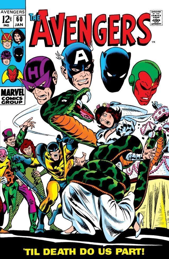 07/10 The Avengers: 'Til Death Do Us Part!