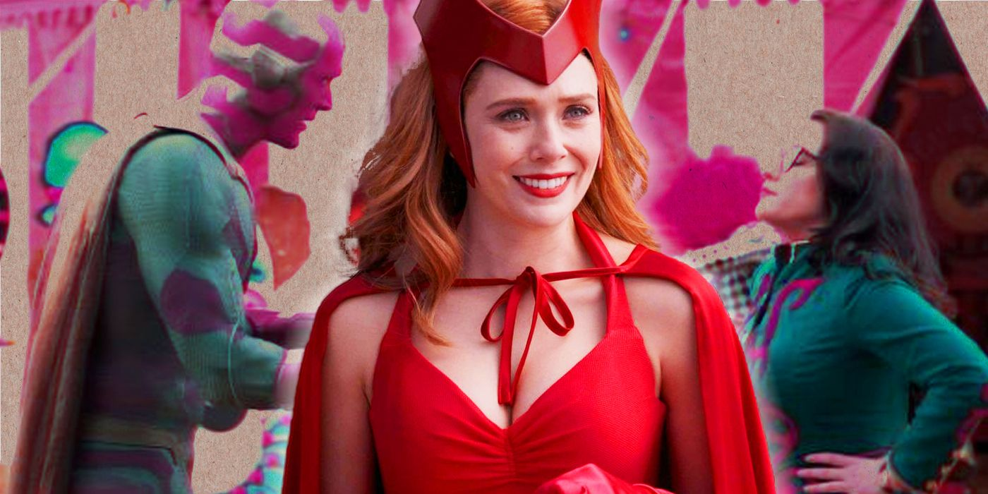 WandaVision: Why Wanda Turns SWORD Into a Circus | CBR