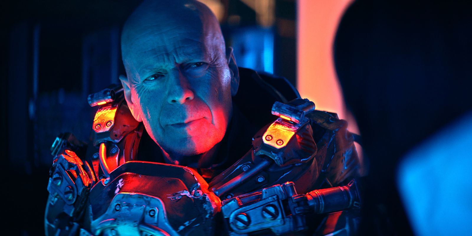 REVIEW: Bruce Willis' Cosmic Sin Is an Apt Title for This Sci-Fi Action Debacle