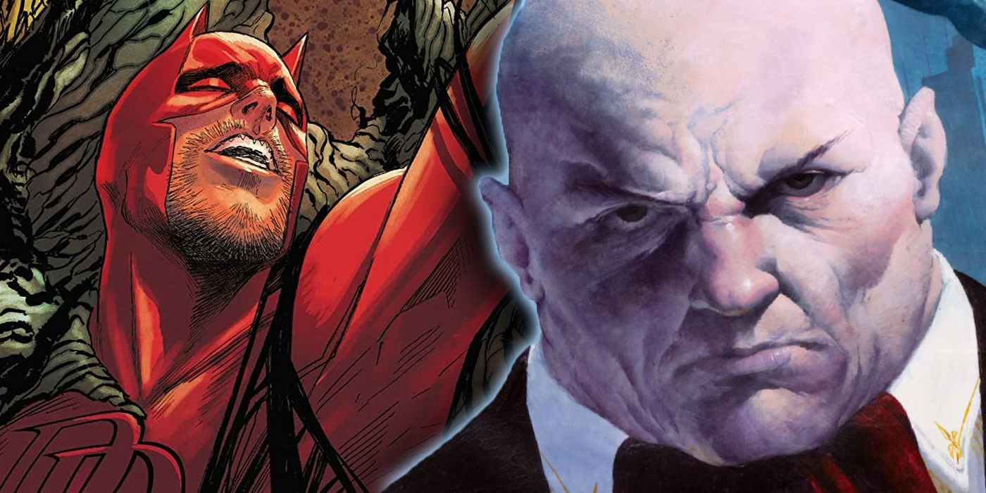 Daredevil May Give Wilson Fisk a Real Shot at Redemption | CBR