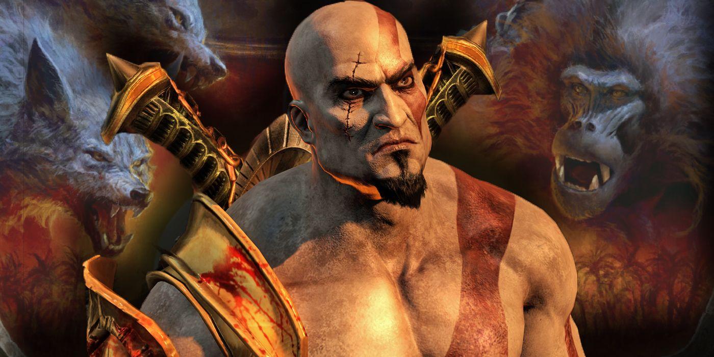 God Of War Comics Prequel Takes Kratos To Ancient Egypt Cbr