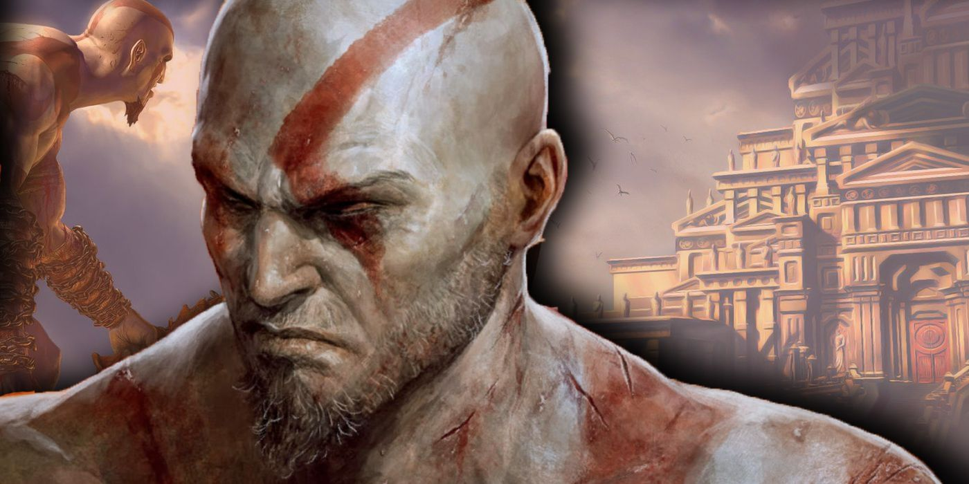 God Of War: 10 Things You Didn't Know About Kratos' Love Life