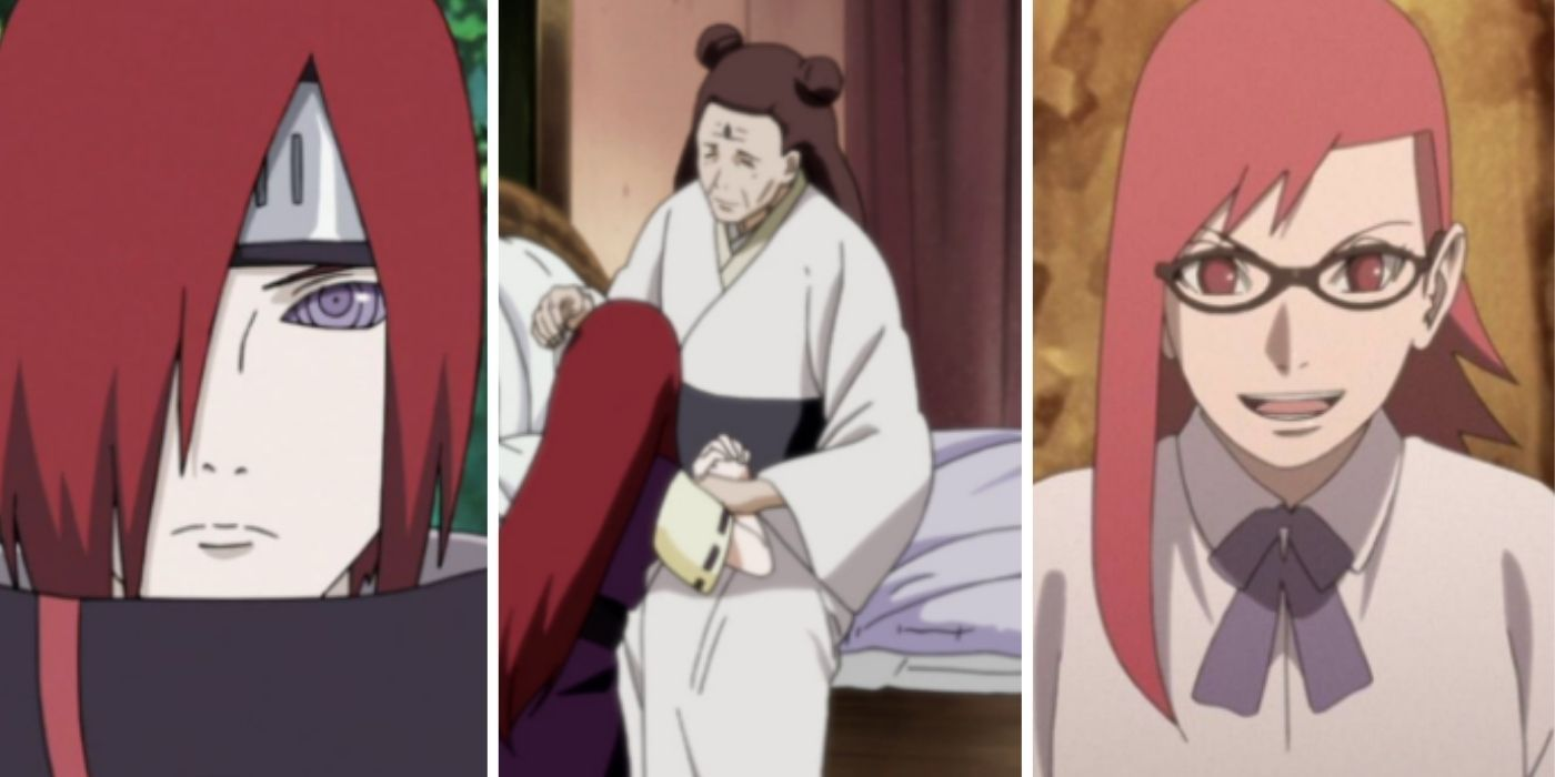 Naruto: Every Member Of The Uzumaki Clan, Ranked By Strength