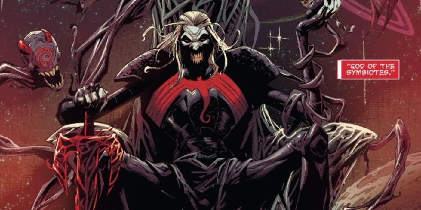 Venom: Os 10 Simbiotes Mais Poderosos Ranqueados 10