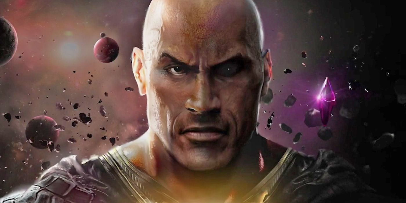Black Adam: First Photos Emerge From Dwayne Johnson's DCEU Debut