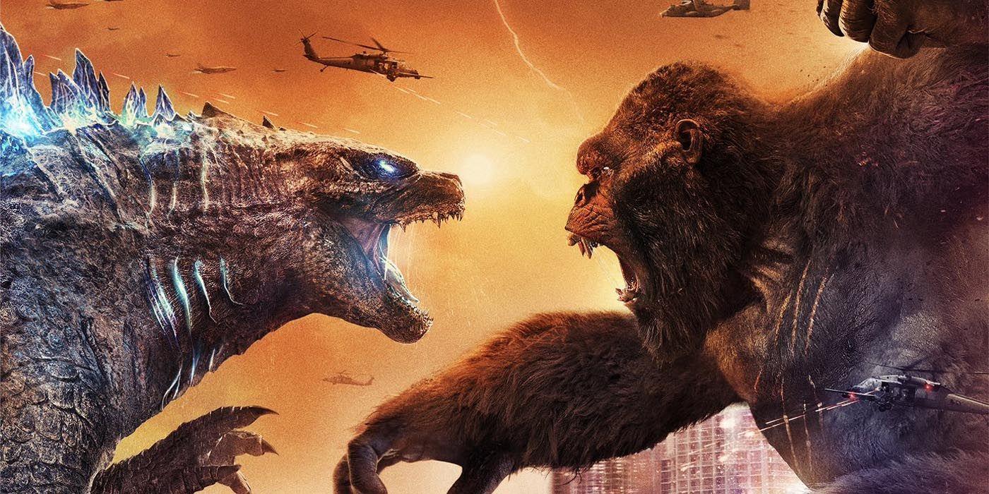 Godzilla vs. Kong Trailer Properly Debuts Mechagodzilla | CBR